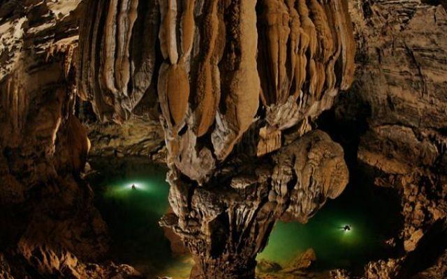 Hang Son Doong la grotta più grande del mondo
