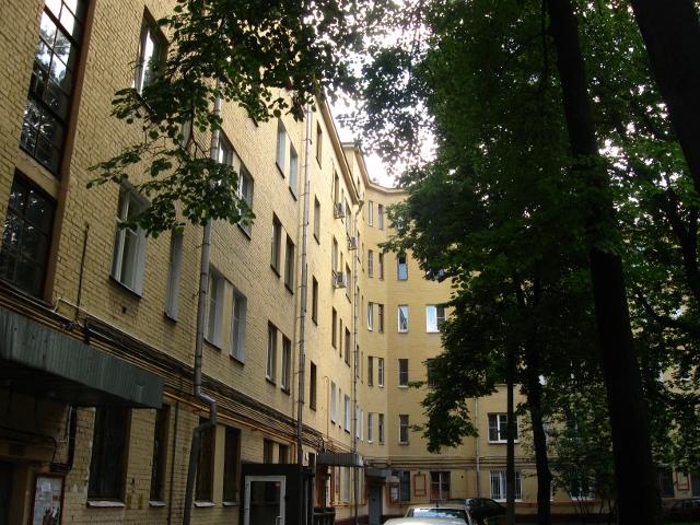 Хавско-Шаболовский жилой комплекс 08