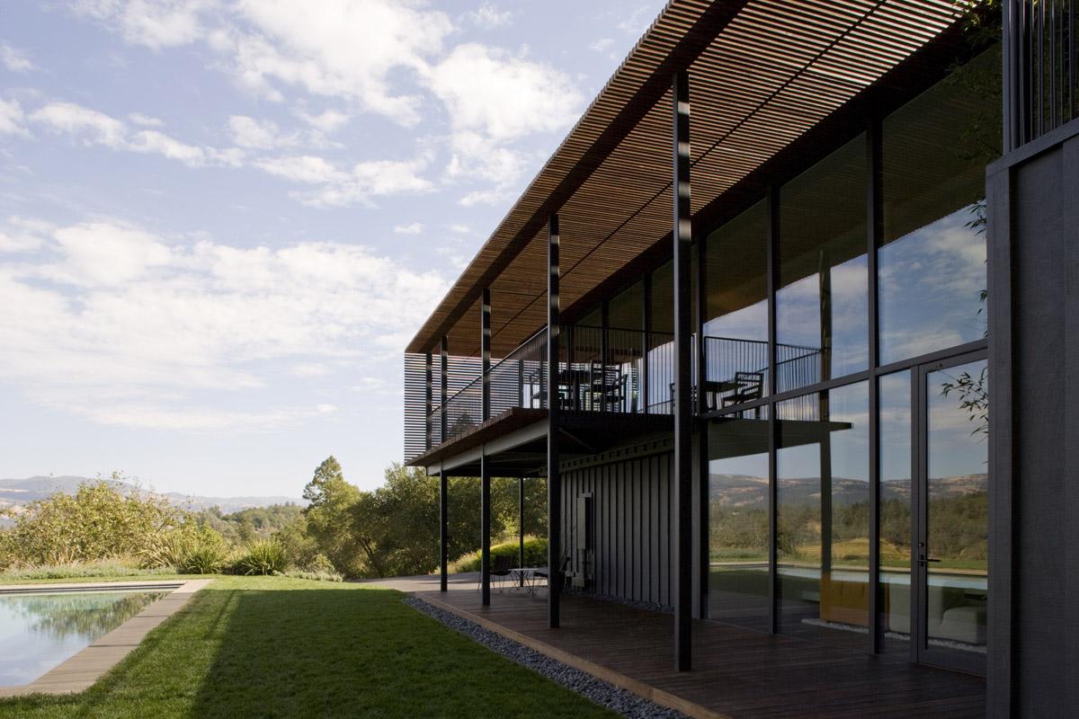 Sonoma Residence design by Cooper Joseph Studio