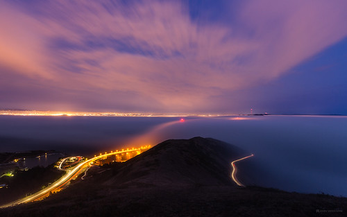 Blue Hour by Toby Harriman