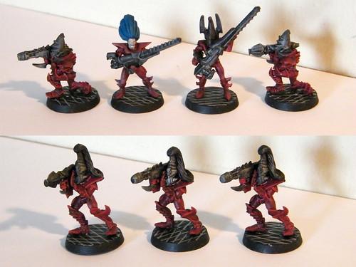 The Bloodspray Corsairs - Plastikente's Project Log 9312964311_e54ec65092