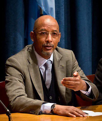 NEPAD CEO Ibrahim Assane Mayaki