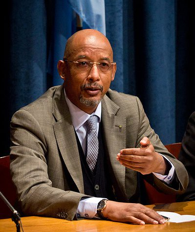 African States' Fragility and resilience Ibrahim Mayaki