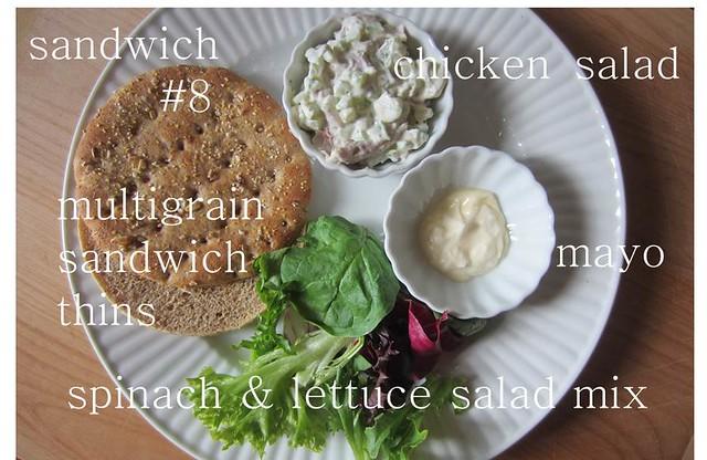 sandwich #8