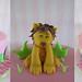 Zoe´s Zoo Animals 2nd Birthday Cake by Torteneleganz