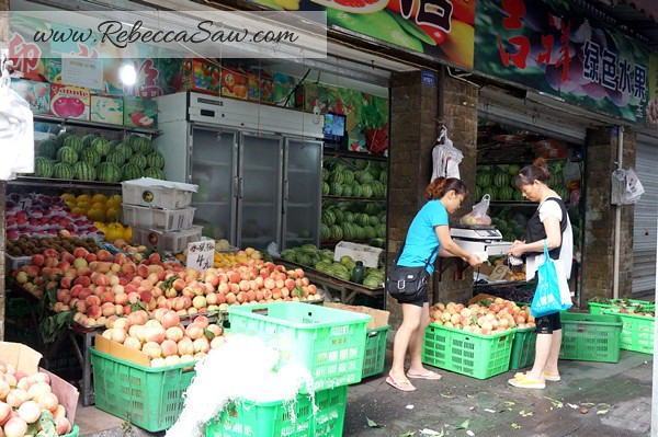 Chengdu - Morning Market-054