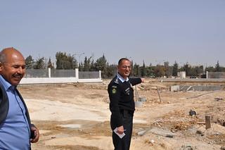 Jordanian pilot project