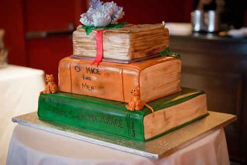wedding cake bowmanville how to pull some awesome decor for your literary 22049