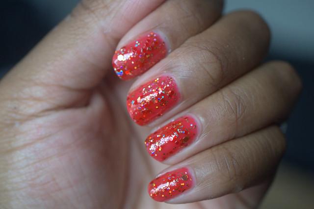 Zipless nail polish