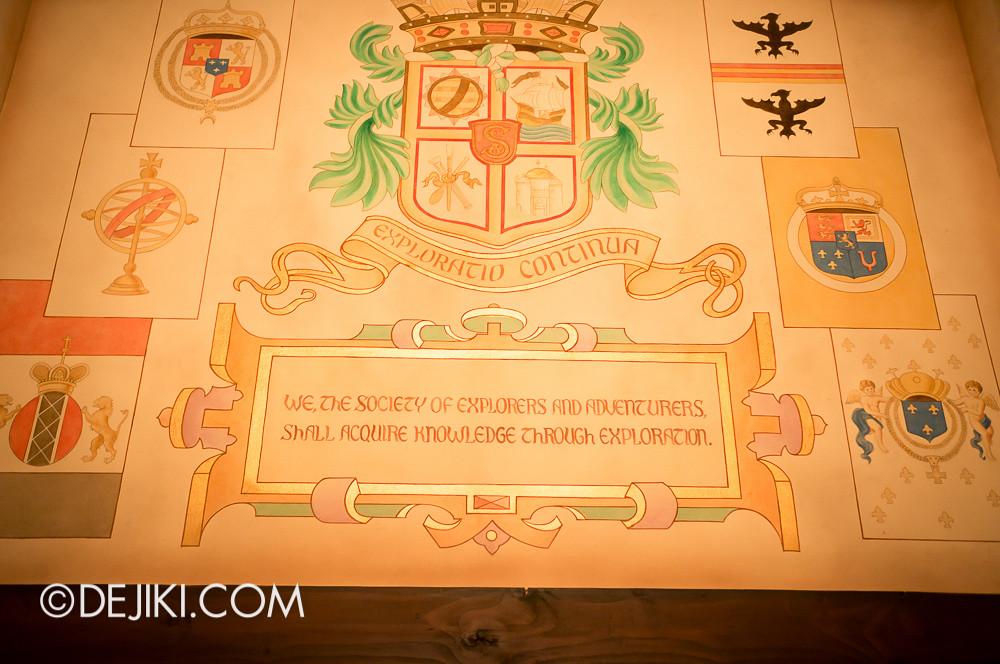 Tokyo DisneySea - Mediterranean Harbor / Fortress Explorations / SEA pledge