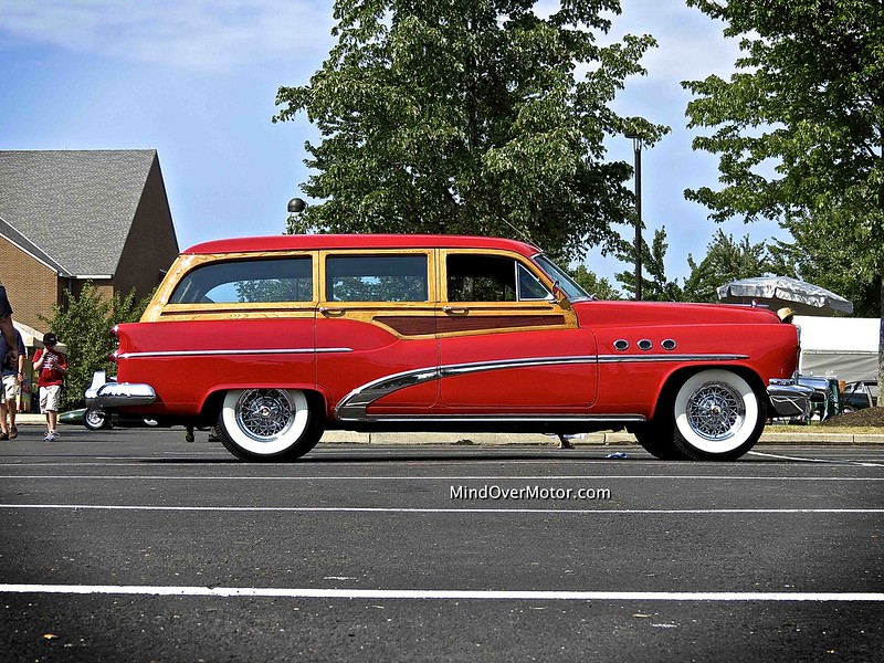 Buick Super 8 Woody Wagon