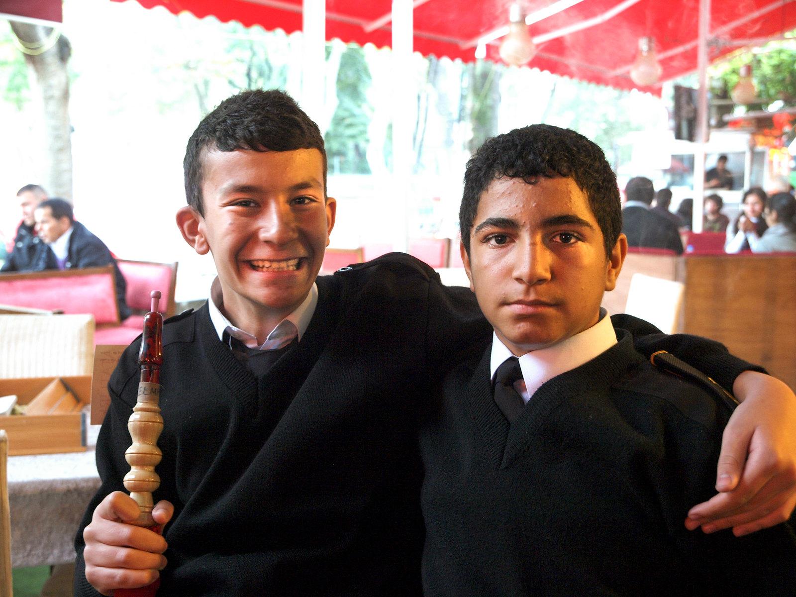Istanbul - Les apprentis marins