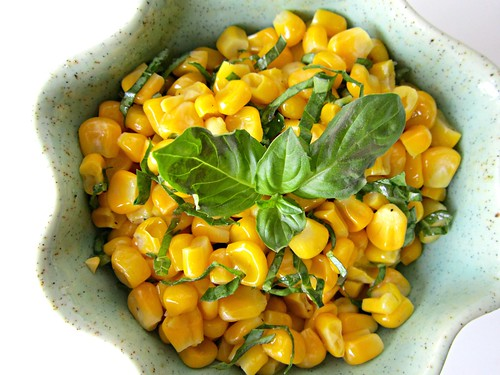 Corn and Basil Salad (2)