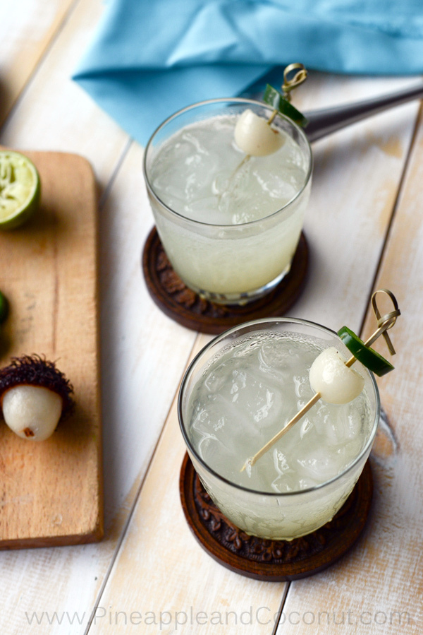 Sweet and Spicy Rambutan Cocktail (1)