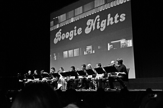 BOOGIE NIGHTS Live Read