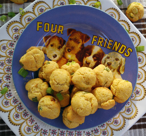H is for Hush Puppies [Vegan Comfort Food] (0001)