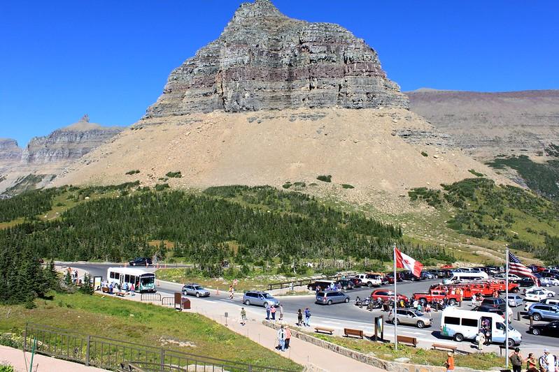Peace Park - Glacier Park Montana
