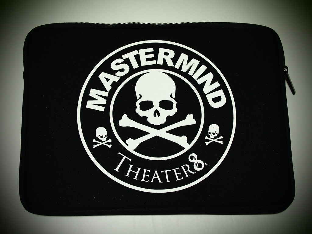 Theater8 casted by mastermind JAPAN | PC Case