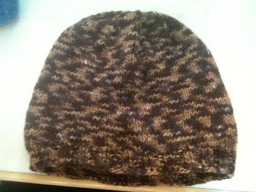 Hat #3 Carnaval yarn