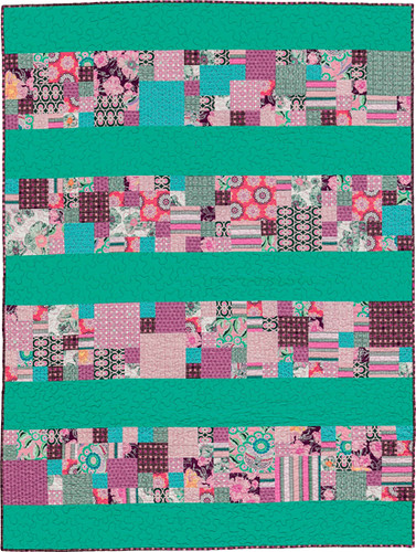 Patchwork Dreams - from Becoming a Confident Quilter