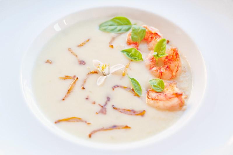 zuppa di finocchio
