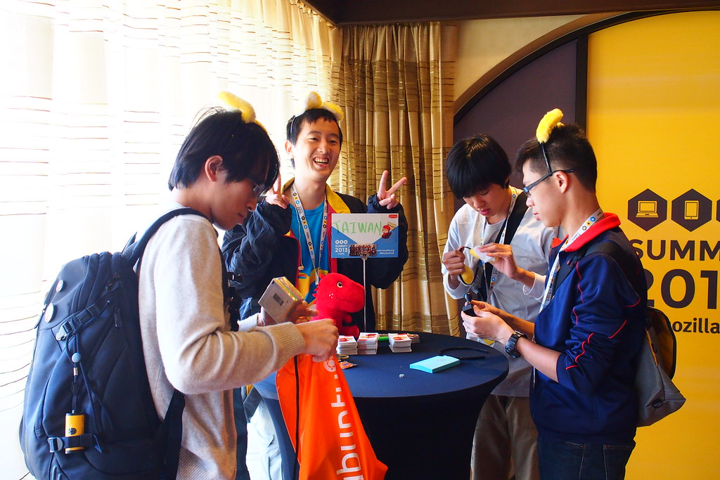 Mozilla Summit 2013 Santa Clara Day 1