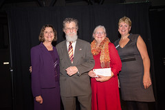 2013 Grant Recipient, Servants Anonymous Society, represented by Mary Pichette