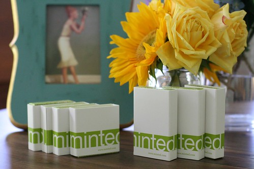 minted 001