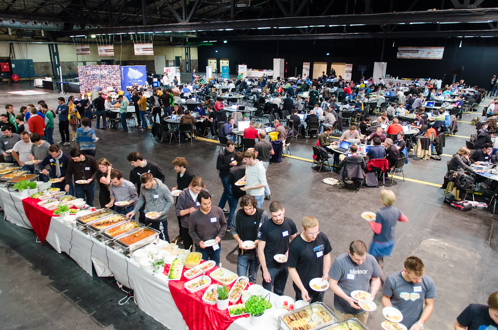 TechCrunch Disrupt Europe Hackathon