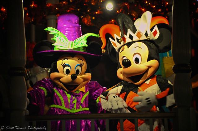 Mickey's Halloween Parade