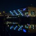ARD-Hauptstadtstudio | LED-Lichtstabinstallation | FESTIVAL OF LIGHTS 2013