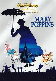 Disney - Mary Poppins