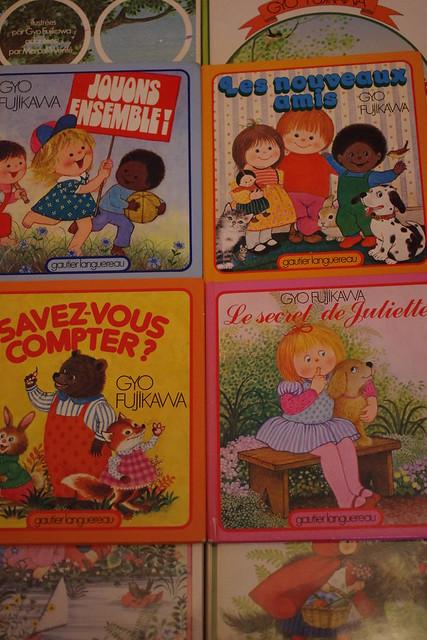 4 titres (petit format) / éd. gautier languereau