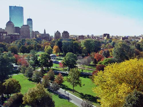 Boston Common (by: callmekato, creative commons)