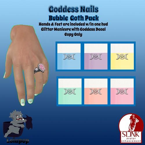Lolapop-GoddessNails-BubbleGothPack-Ad-1024