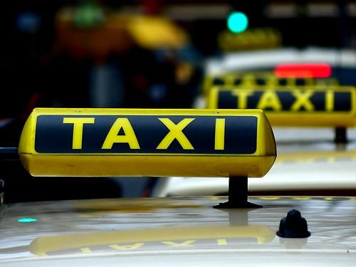 Ich fahr' Taxi ...