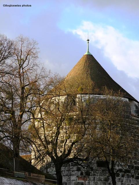 Schanz Tower in Solothurn