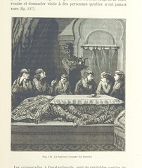 """British Library digitised image from page 291 of """"Les Races Humaines ... Ouvrage illustré de 334 gravures dessinées sur bois, et de 8 chromo-lithographies, etc"""""""