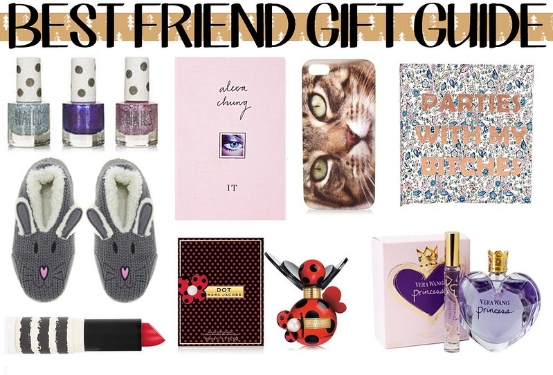 best friend christmas gift guide ft asos topshop tj hughes new look fashion train