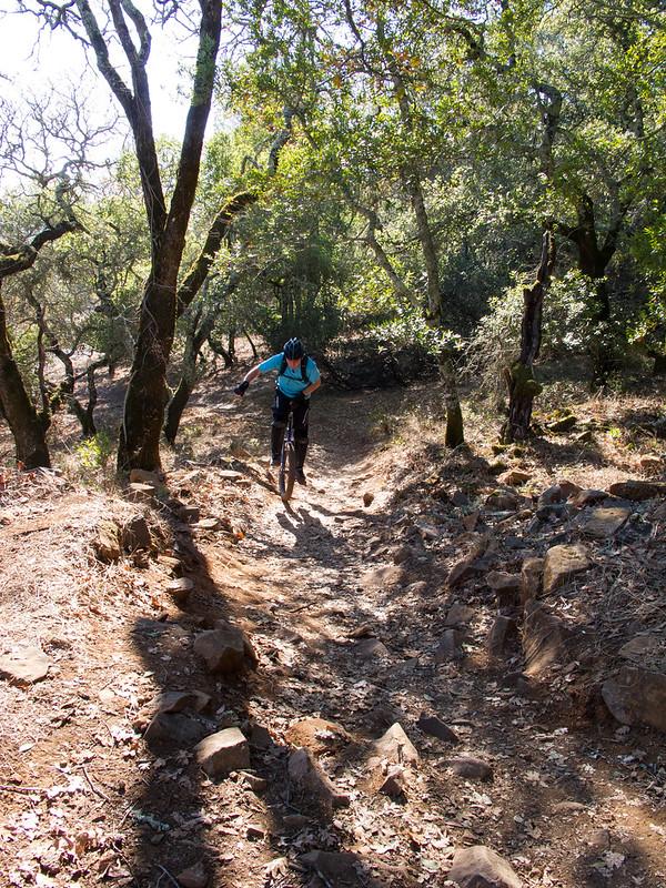 Uphill challenge