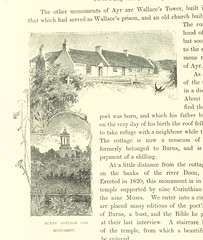 """British Library digitised image from page 566 of """"England, Scotland and Ireland. A picturesque survey of the United Kingdom and its institutions. ... Translated by H. Frith. With ... illustrations"""""""