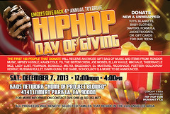 HipHop Day of Giving