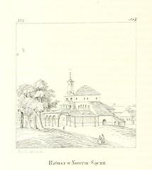 """British Library digitised image from page 34 of """"Tatry, w dwudziestu czterech obrazach skreślone piórem i rylcem [In verse.] ... Dzieło ozdobione 80 rysunkami, przez autora z natury zdiętemi, etc"""""""