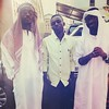 Going to church emirates style by blackicongh