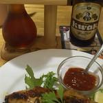 ベルギービール大好き!!パウエル・クワックPauwel Kwak@博多のベースキャンプ