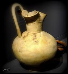 art, jug, yellow, pottery, still life photography, ceramic, still life, lighting,
