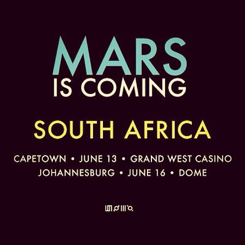 @30secondstomars is coming to South Africa! #sa #cpt #30secondstomars www.therabbitandtherobin.co.za {follow me @robindeel on Instagram} Official @rabbitandrobin