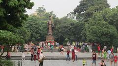 Lý Thái Tổ statue, Hanoi