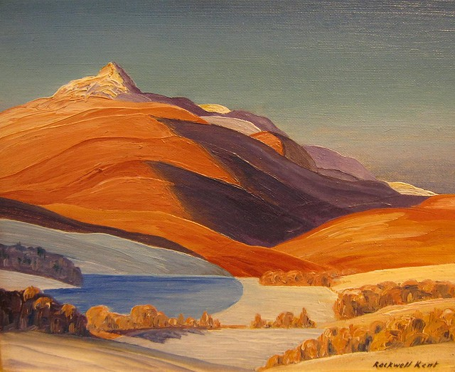 Rockwell Kent 1 from Flickr via Wylio