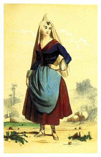 016-Mujer de Seo de Urgel-La Spagna, opera storica, artistica, pittoresca e monumentale..1850-51- British Library